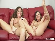 Hope And Maddy Loving Some Pussy LIVE